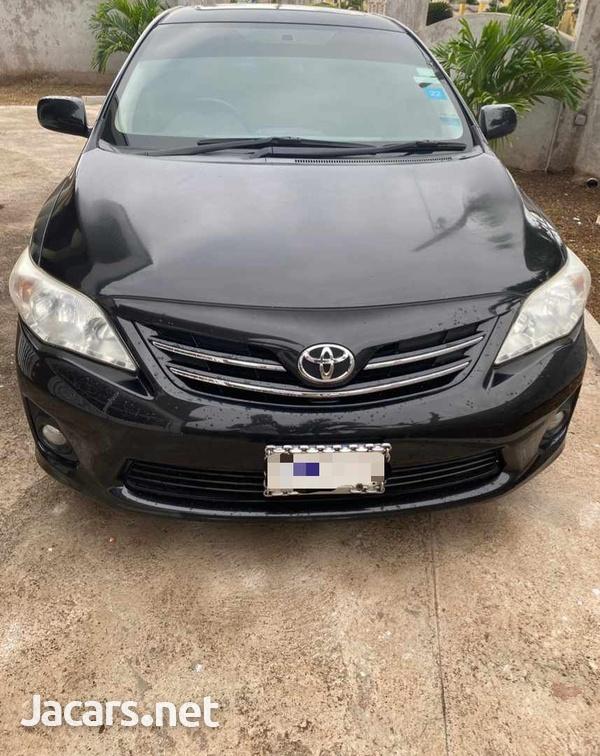 Toyota Corolla 1,8L 2012-11