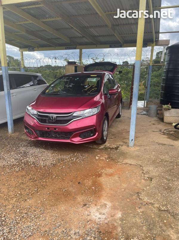 Honda Fit 1,5L 2018-7