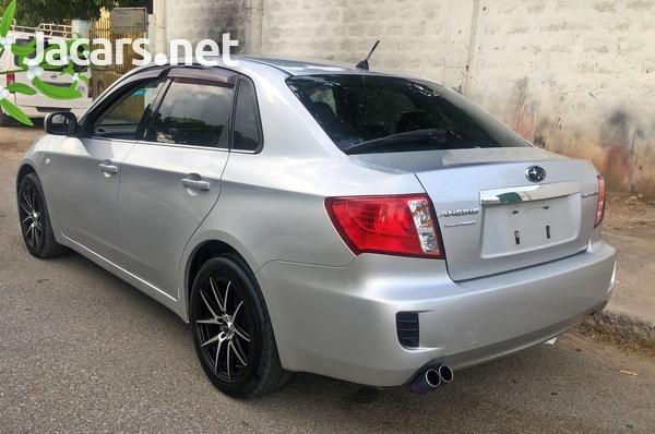 Subaru Impreza 1,6L 2010-3