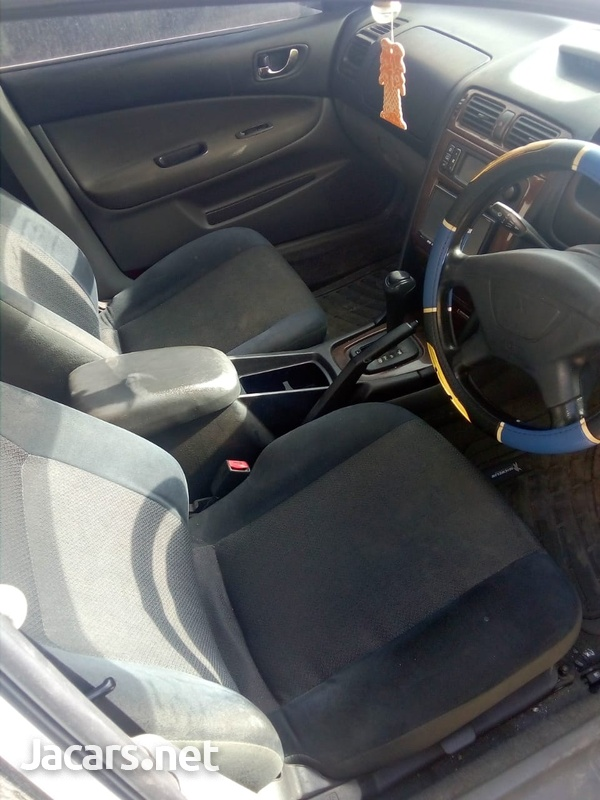 Mitsubishi Galant Fortis 2,4L 2002-7
