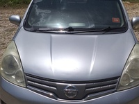 Nissan Note 1,5L 2010