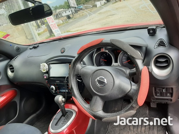 Nissan Juke 2,0L 2014-7