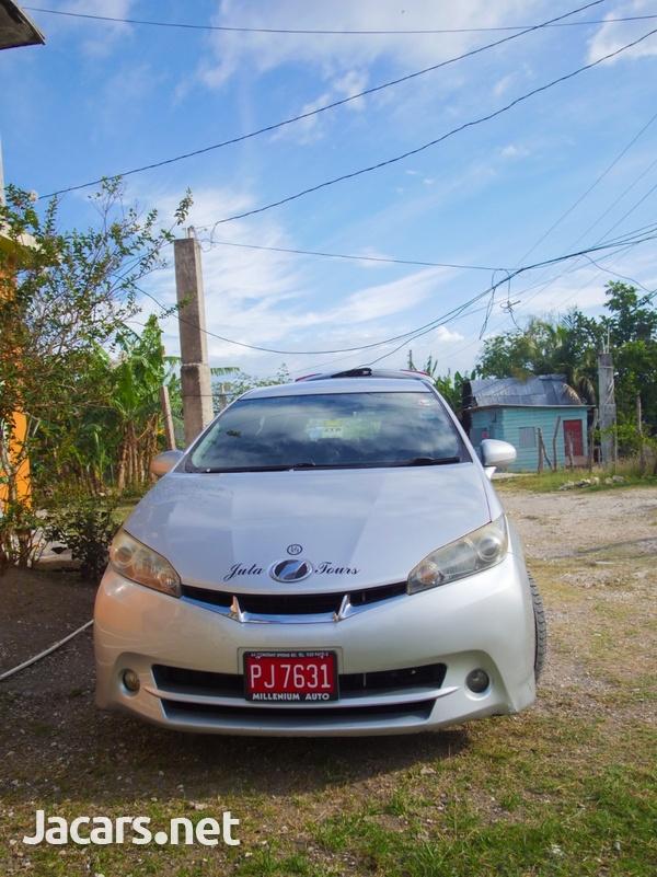 Toyota Wish 1,8L 2009-2