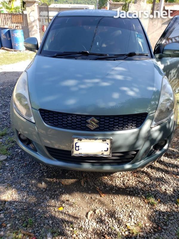 Suzuki Swift 1,5L 2012-4