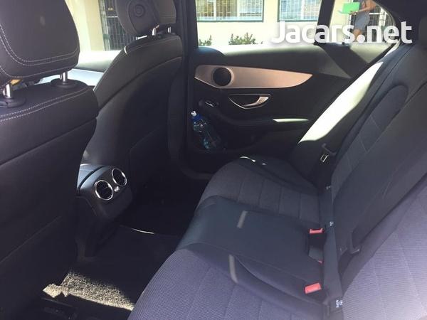 Mercedes-Benz C-Class 2,0L 2016-11