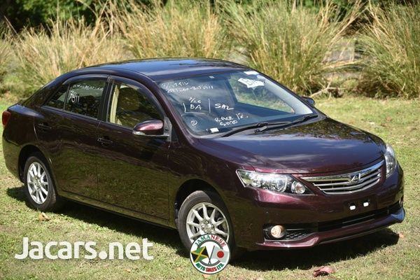 Toyota Allion 2,0L 2015-4