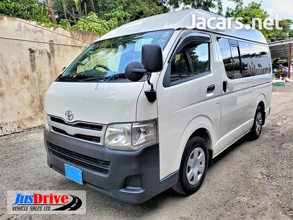 Toyota Hiace Bus 2,9L 2011-3