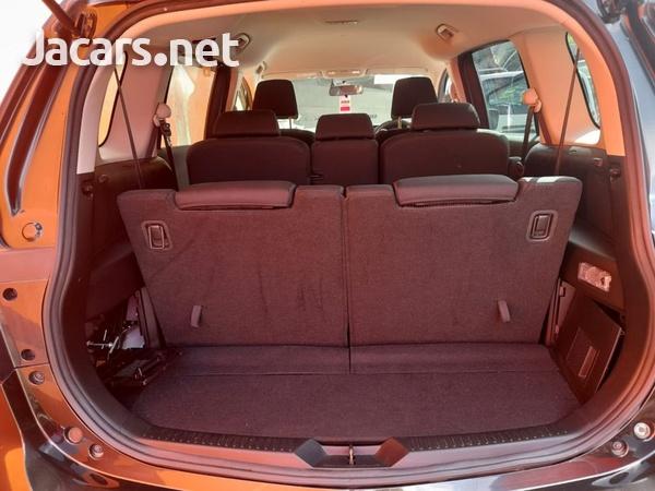 Nissan LaFesta 1,6L 2015-9