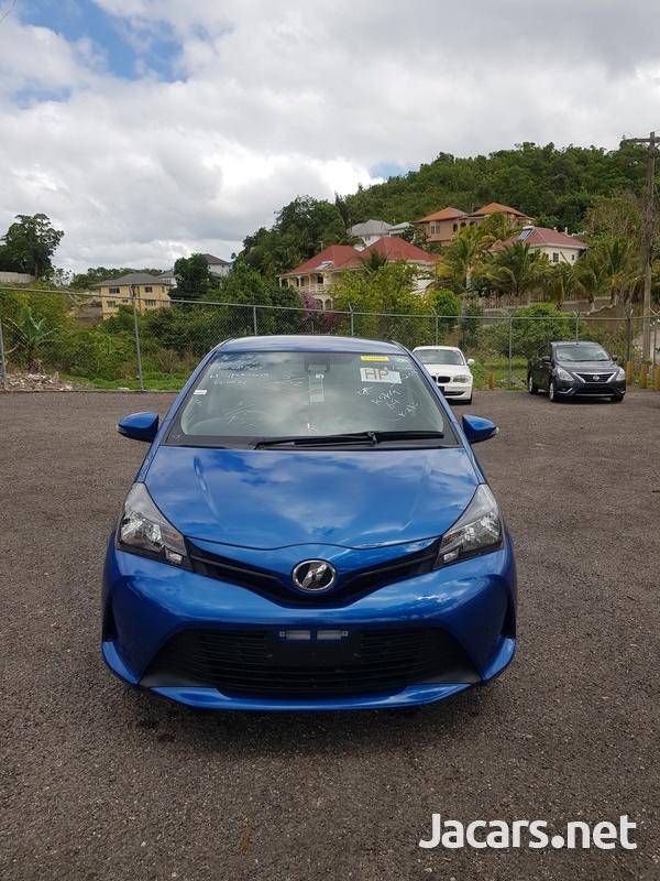 Toyota Vitz 1,3L 2016-1
