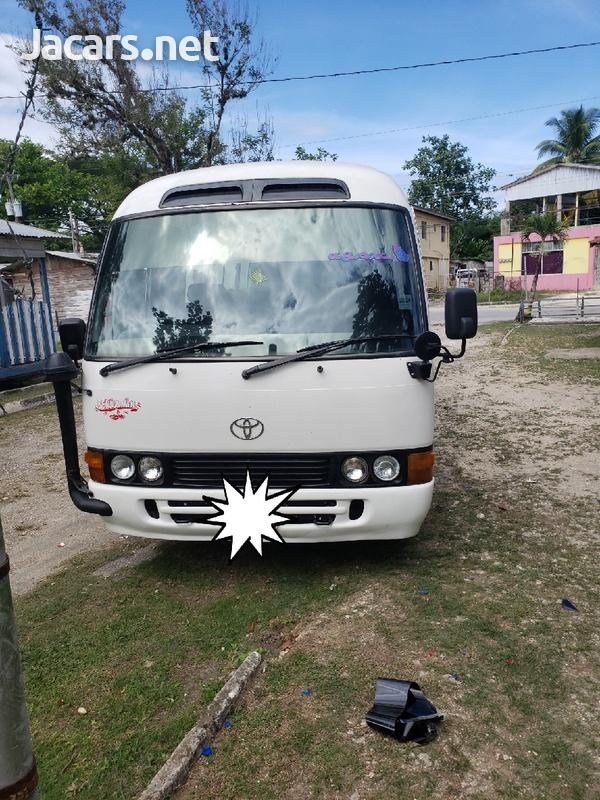 2005 Toyota Coaster Bus-4