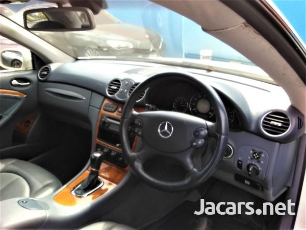 Mercedes-Benz CLK-Class 1,8L 2003-6