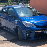 Toyota Vitz 1,5L 2018
