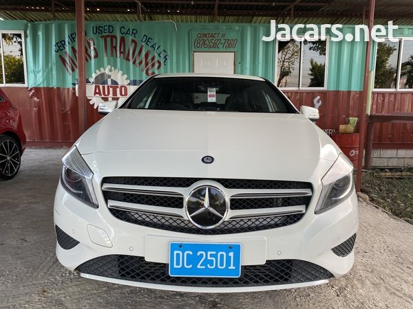 Mercedes-Benz A-Class 1,6L 2014-5