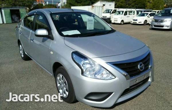 Nissan Latio 1,2L 2015-2