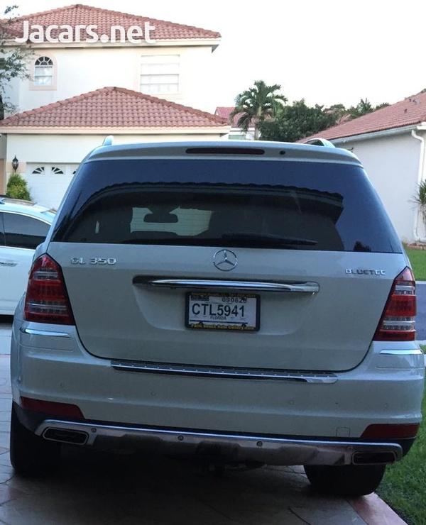 Mercedes-Benz GL-Class 3,0L 2012-8