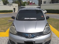 Nissan Note 1,5L 2011