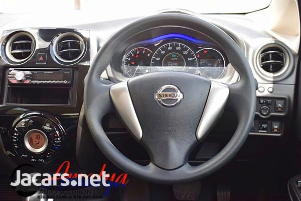 Nissan Note 1,3L 2015-6