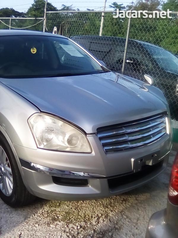 Nissan Dualis 2,0L 2009-2