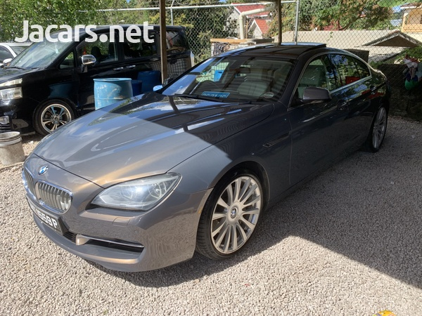 BMW 6-Series 4,4L 2012-11