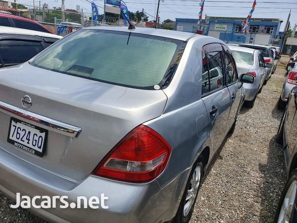Nissan Tiida 2,2L 2007-1