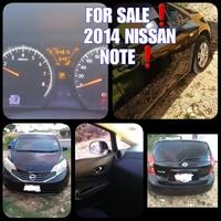 Nissan Note 1,2L 2014