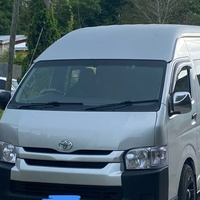 2017 Toyota Jamaica Hiace
