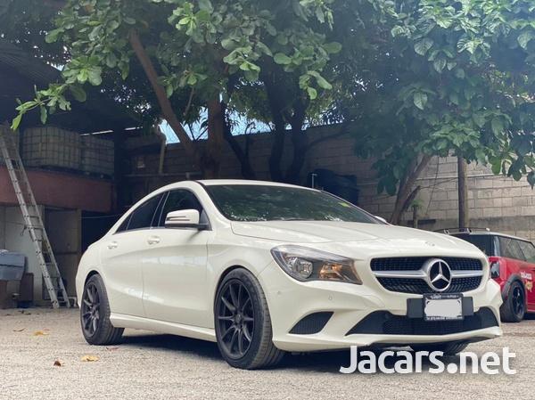 Mercedes-Benz CLA-Class 1,6L 2016-3