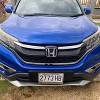 Honda CR-V 2,4L 2017