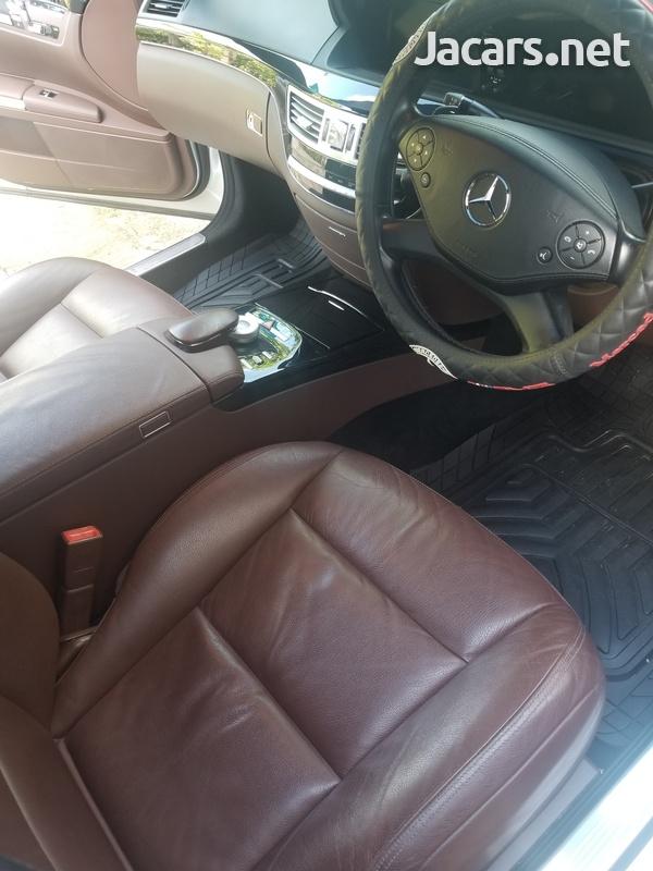 Mercedes-Benz S-Class 3,0L 2011-7