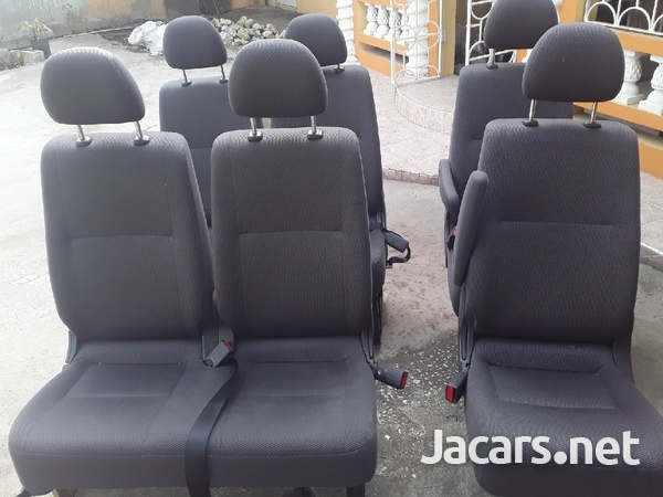 BUS SEATS WITH HEADREST FOR TOYOTA HIACE 876 3621268