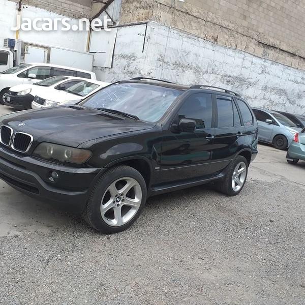BMW X5 3,0L 2002-2