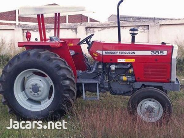 2021 Brand New Massey Ferguson 385 Tractors-2