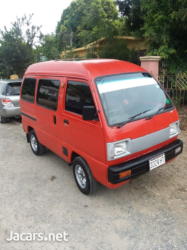 1989 SUZUKI CARRY-1