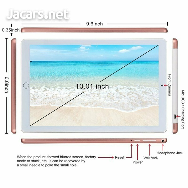10.1 inches WIFI Tablet Android 10.0 10G+512G 10 Core, Dual Camera-2
