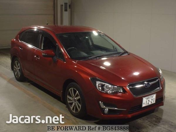 Subaru Impreza 2,0L 2015-13