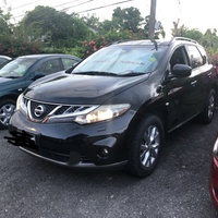 Nissan Murano 3,2L 2012