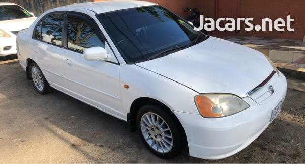 Honda Civic 1,7L 2002-1