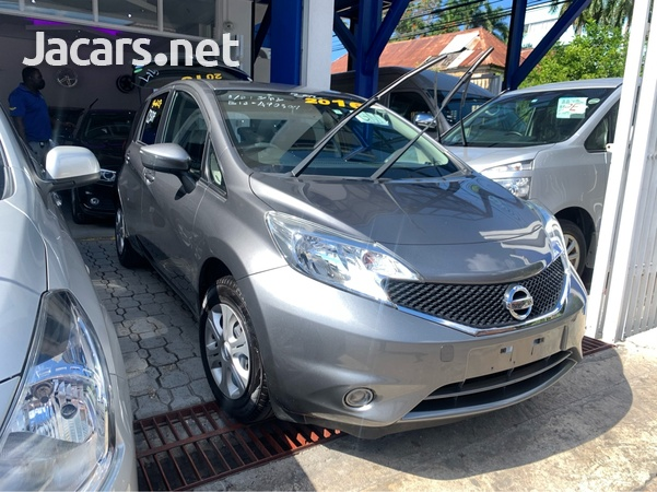 Nissan Note 1,3L 2016-2