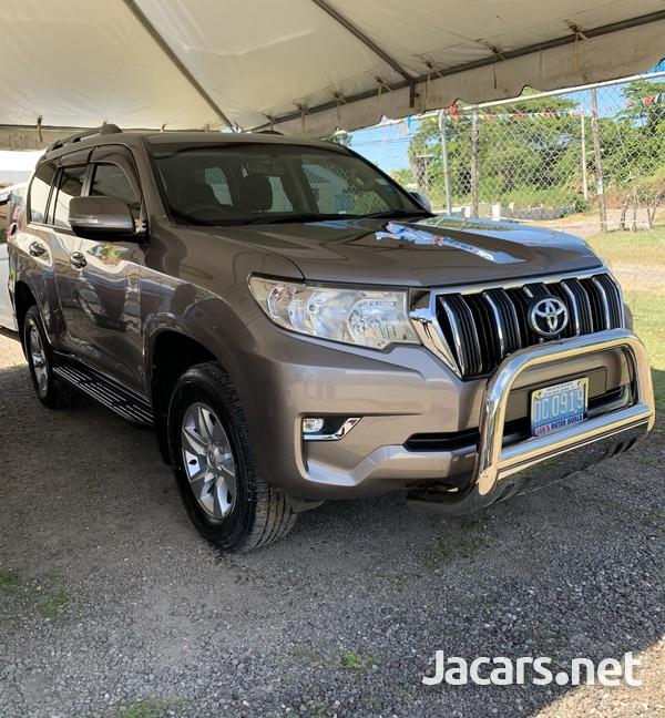 Toyota Land Cruiser Prado 3,0L 2018-1