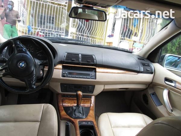 BMW X5 3,0L 2002-5