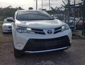 Toyota RAV4 2,0L 2013