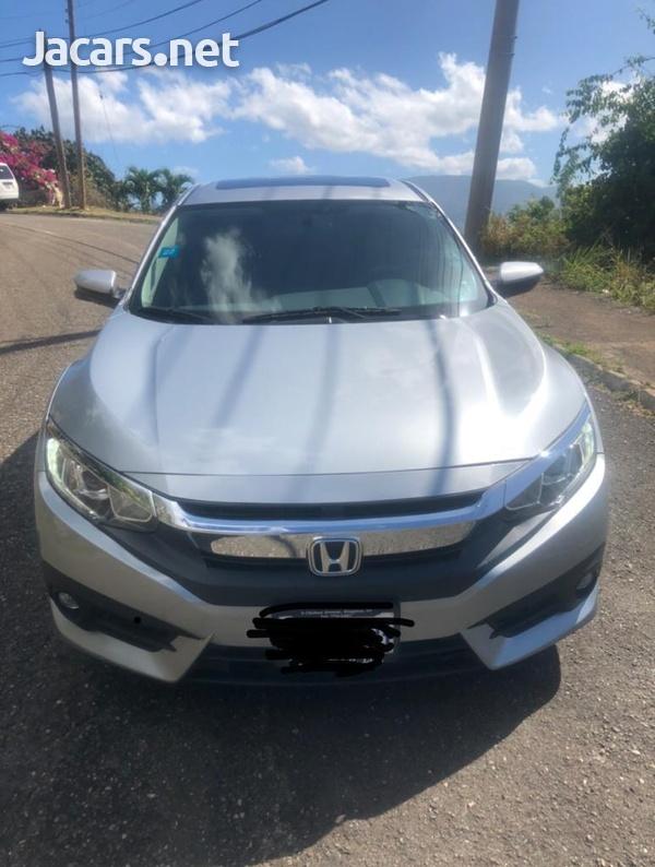 Honda Civic 2,1L 2016-5
