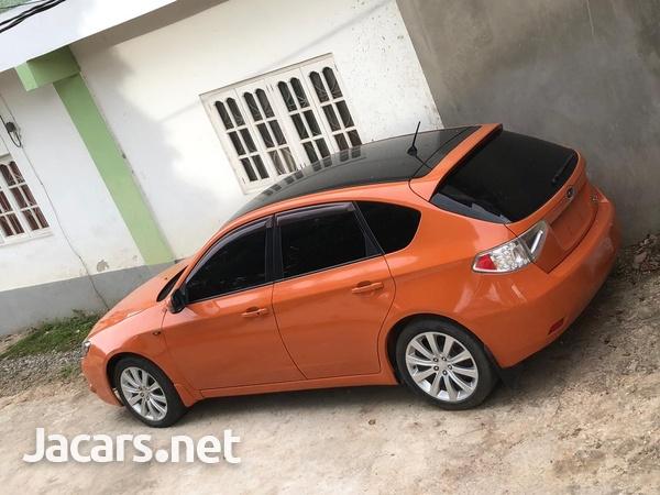 Subaru Impreza 1,4L 2008-7