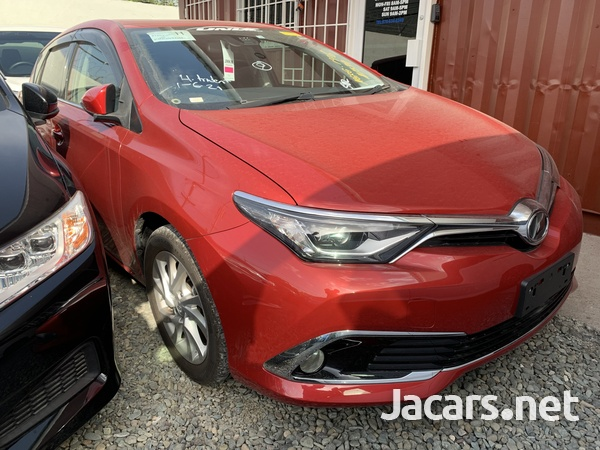 Toyota AURIS 1,5L 2016-6