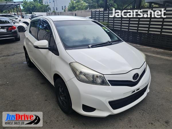 Toyota Vitz 1,4L 2012-1