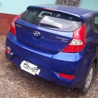 Hyundai Accent 1,3L 2012