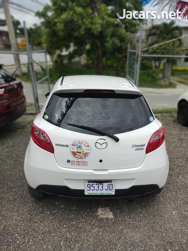 Mazda Demio 1,3L 2014-6