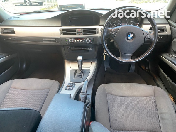 BMW 3-Series 2,0L 2011-15