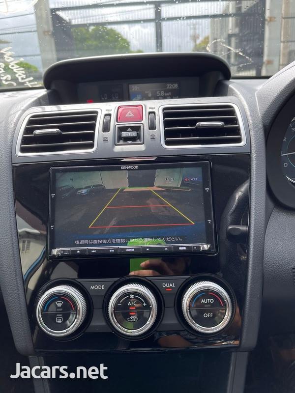 Subaru XV 2,0L 2015-13