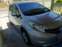Nissan Note 1,0L 2013